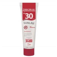 Protetor Fator 30 120g + Repelente Inseto