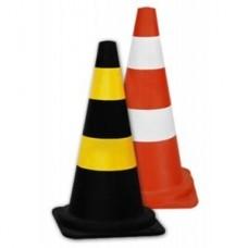 Cone em PVC 75cm